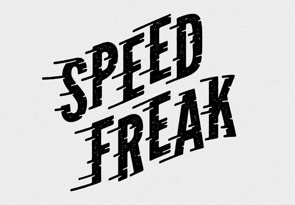 Video Tutorial: Speed Lines Type Effect in Adobe