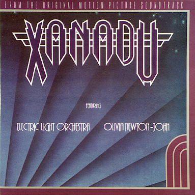 Xanadu Original Sound Track Olivia Newton John And Elo Olivia