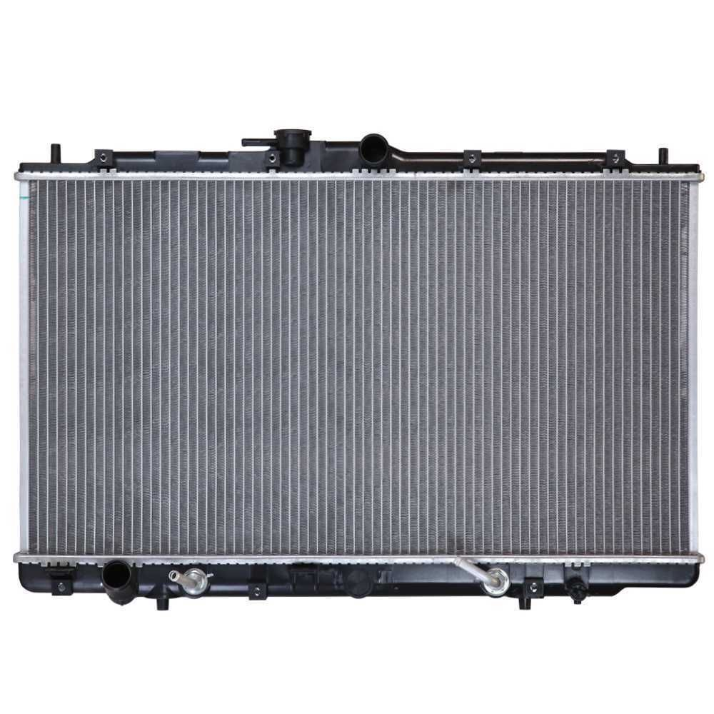 Cool Great New Prime Choice Aluminum Radiator For 1999