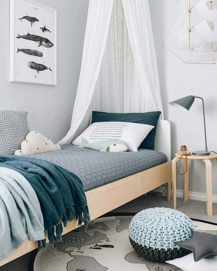 Ocean Inspired Kids' Rooms - by images