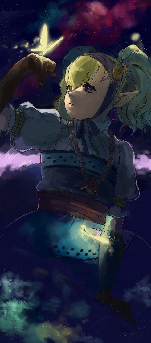 Ack I Always Loveh Her Shes Amazin Agatha Tp Zelda Legend Of
