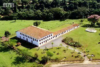 Museu Casarao Casarao Com Senzala Da Antiga Fazenda Salto Grande