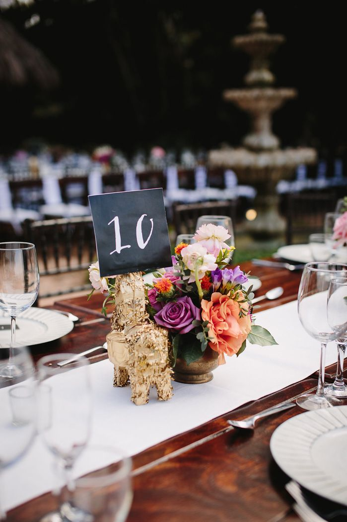 Wedding Table Decorations | fabmood.com