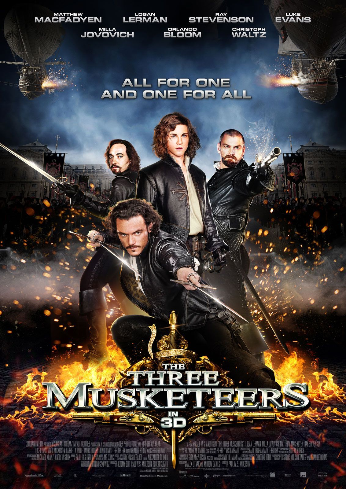 The Three Musketeers | musketeer in 2019 | The three musketeers, The