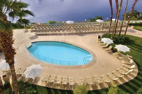 Golden Nugget Laughlin on the beautiful Colorado River