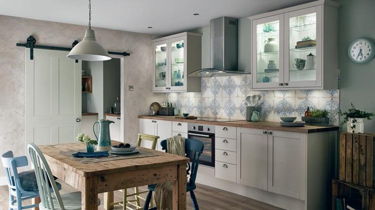 Fitted Kitchens Kitchen styles, Shaker kitchen