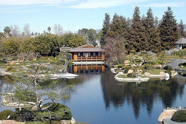 The Japanese Garden Fun Day Trip Japanese Garden Botanical Gardens Los Angeles Parks