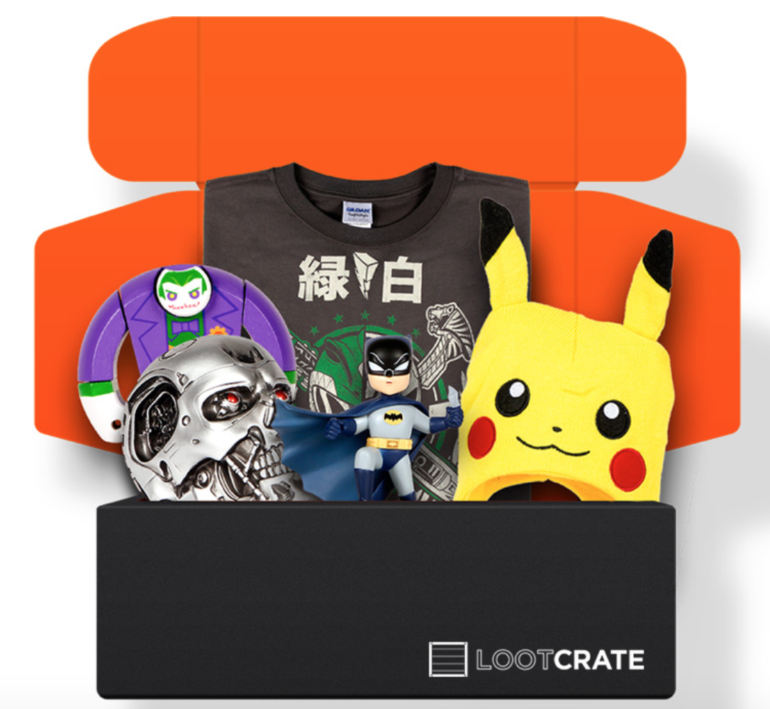 Free loot crate subscription