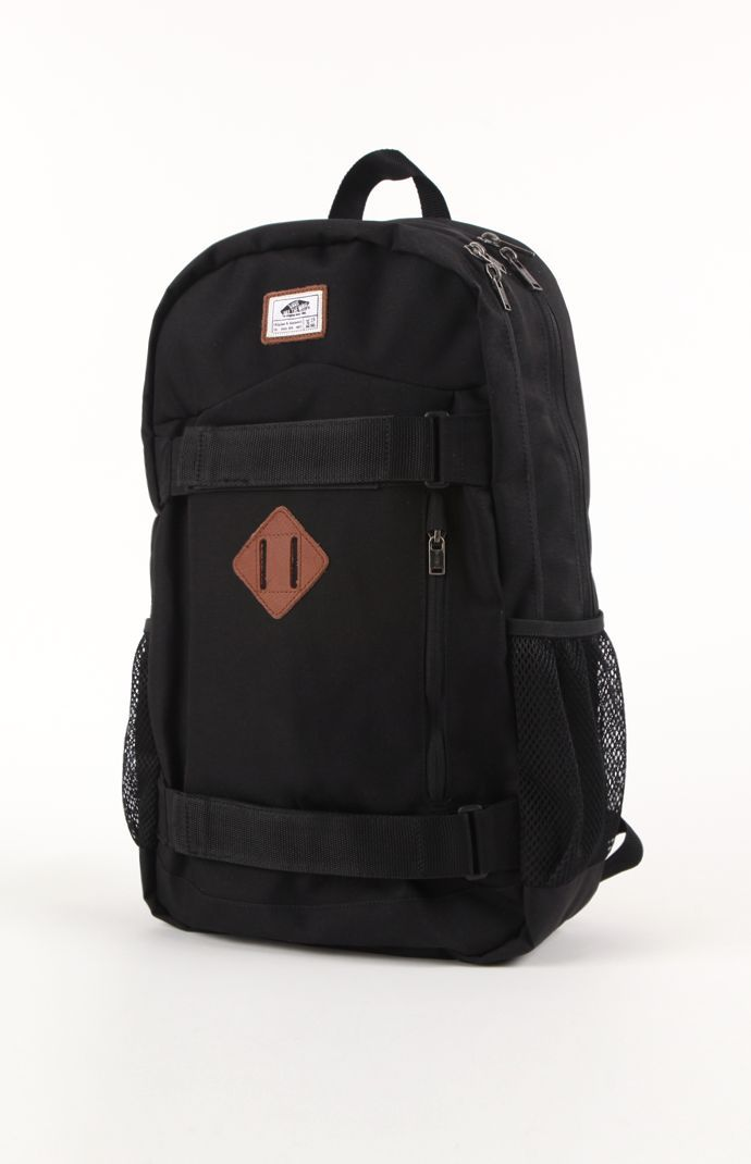 e0a969f5976 Vans Authentic Skate Backpack  pacsun