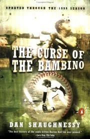 Dan Shaughnessy's The Curse of the Bambino