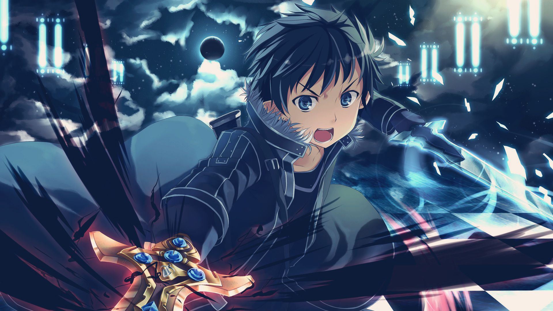 Ghim trên Sword Art Online Wallpapers
