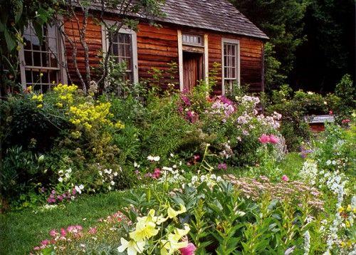 Tasha Tudoru0027s Home And Gardens. Years Ago Victoria Magazine Had Her Recipe  For Gingerbread In