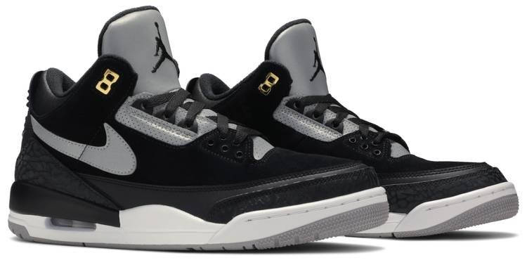 Air Jordan 3 Retro Tinker SP 'Black