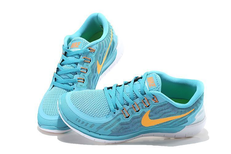 2016 Womens Nike Free 50 Shoes Blue Black Top Deals