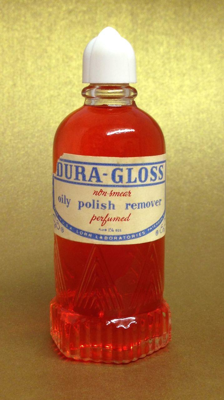 Lorr Laboratories Dura-Gloss \'Non-Smear Oily Polish Remover Perfumed ...