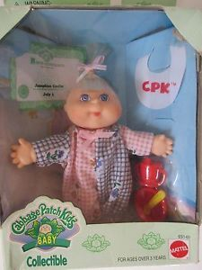Nostalgic Cute Cabbage Patch Kid Baby on sale on EBay!
