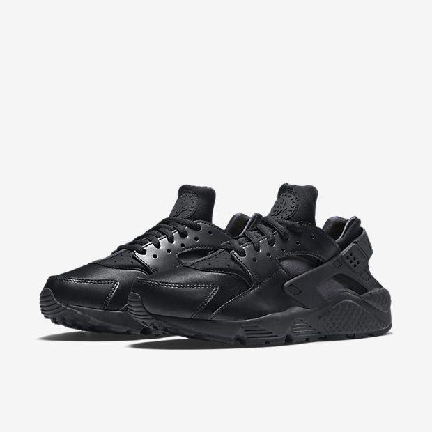 nike huarache Billig schwarz 41, Nike sneaker