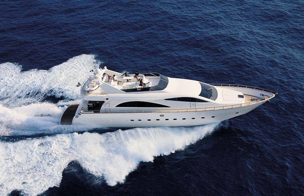 M/Y Jauni Yacht Charter AMER 86 L.O.A. 26.20 Year