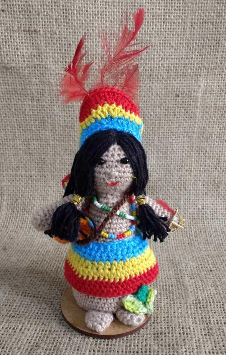Chaveiro Amigurumi / Crochê Boneca Primavera-Parte 01 - YouTube | 1200x767