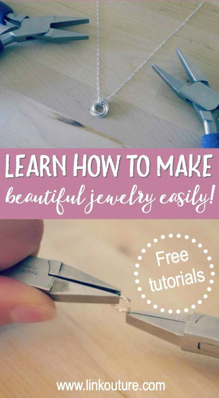 Photo of Jewelry Making Tutorials for Beginners – Linkouture
