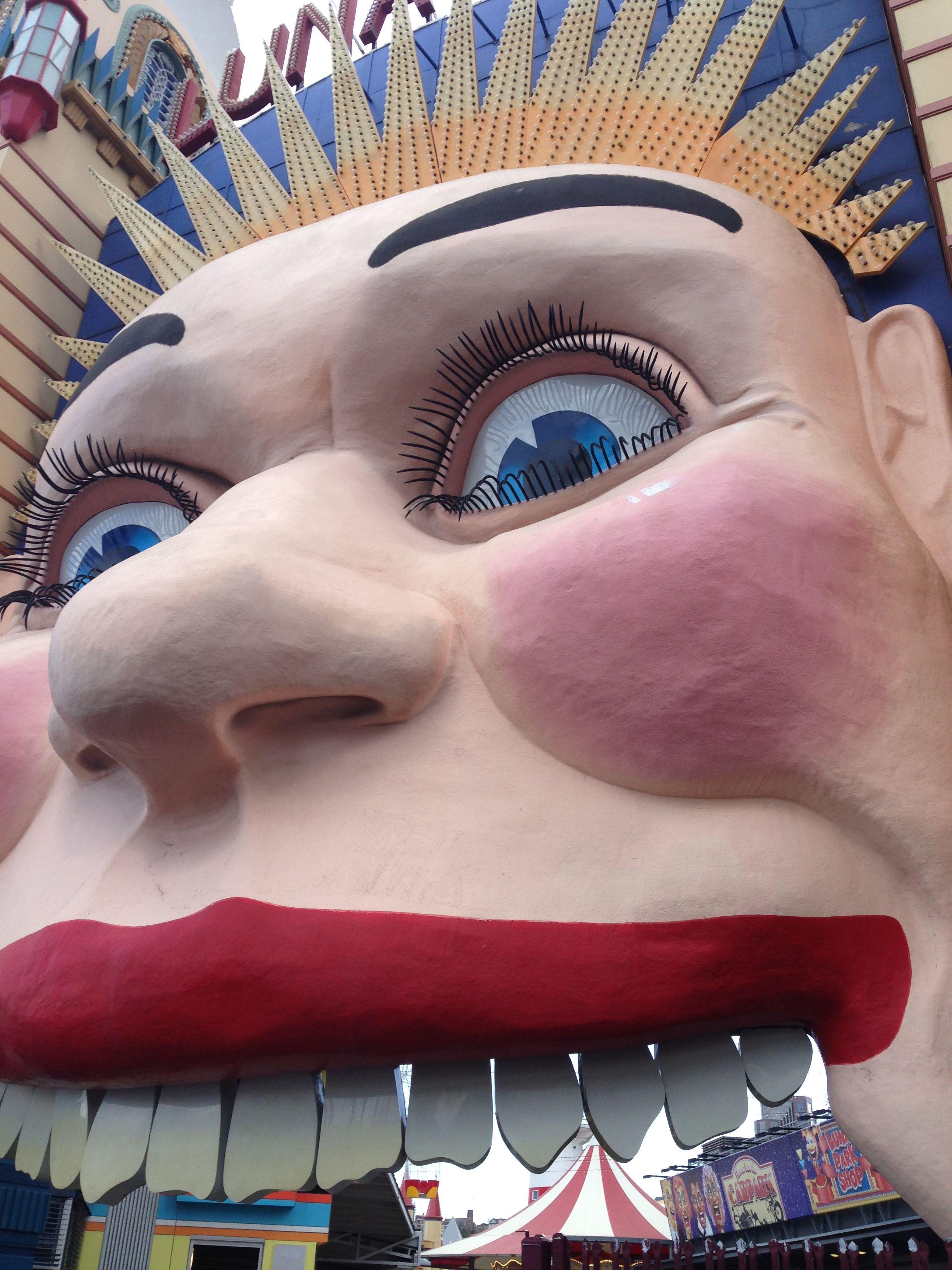 Lunar park Halloween face makeup, Halloween face, Sleep