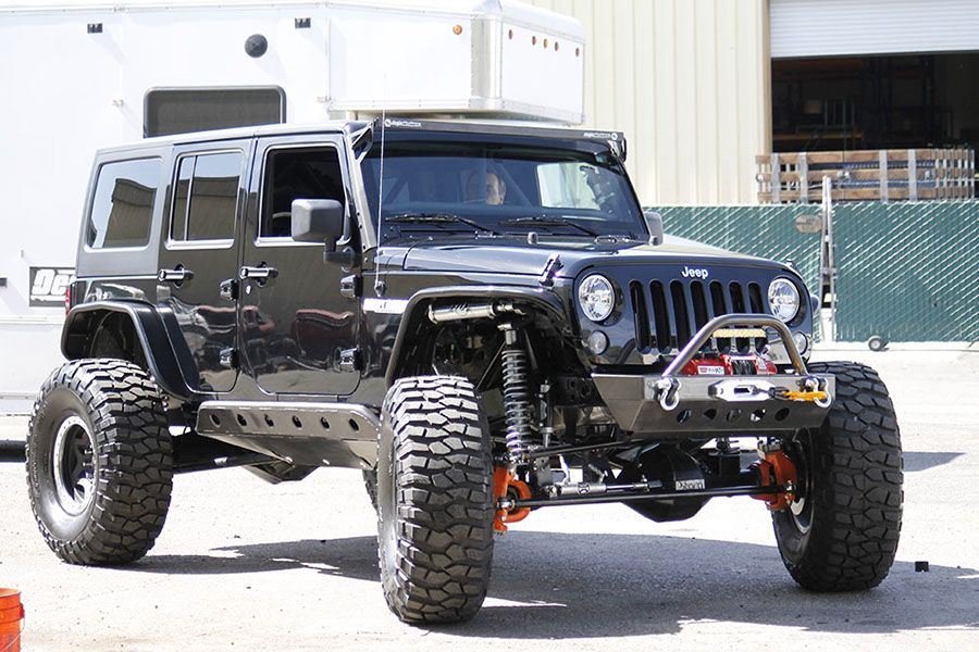 Desert Concepts Off Road Jeep Build Offroad Jeep Black Jeep