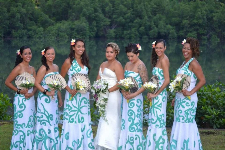 Traditional Hawaiian Wedding Gifts: 301031_10150355103179830_655184829
