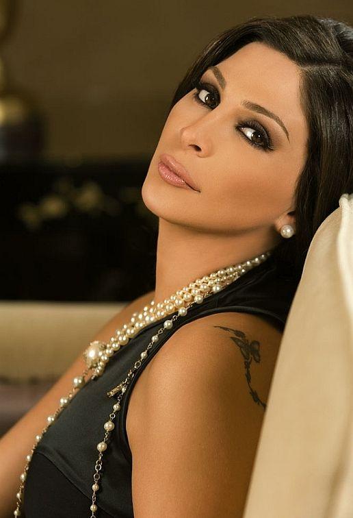 Beautiful Lebanese Singer Elissa  Flawless Beauty, Beauty -9933
