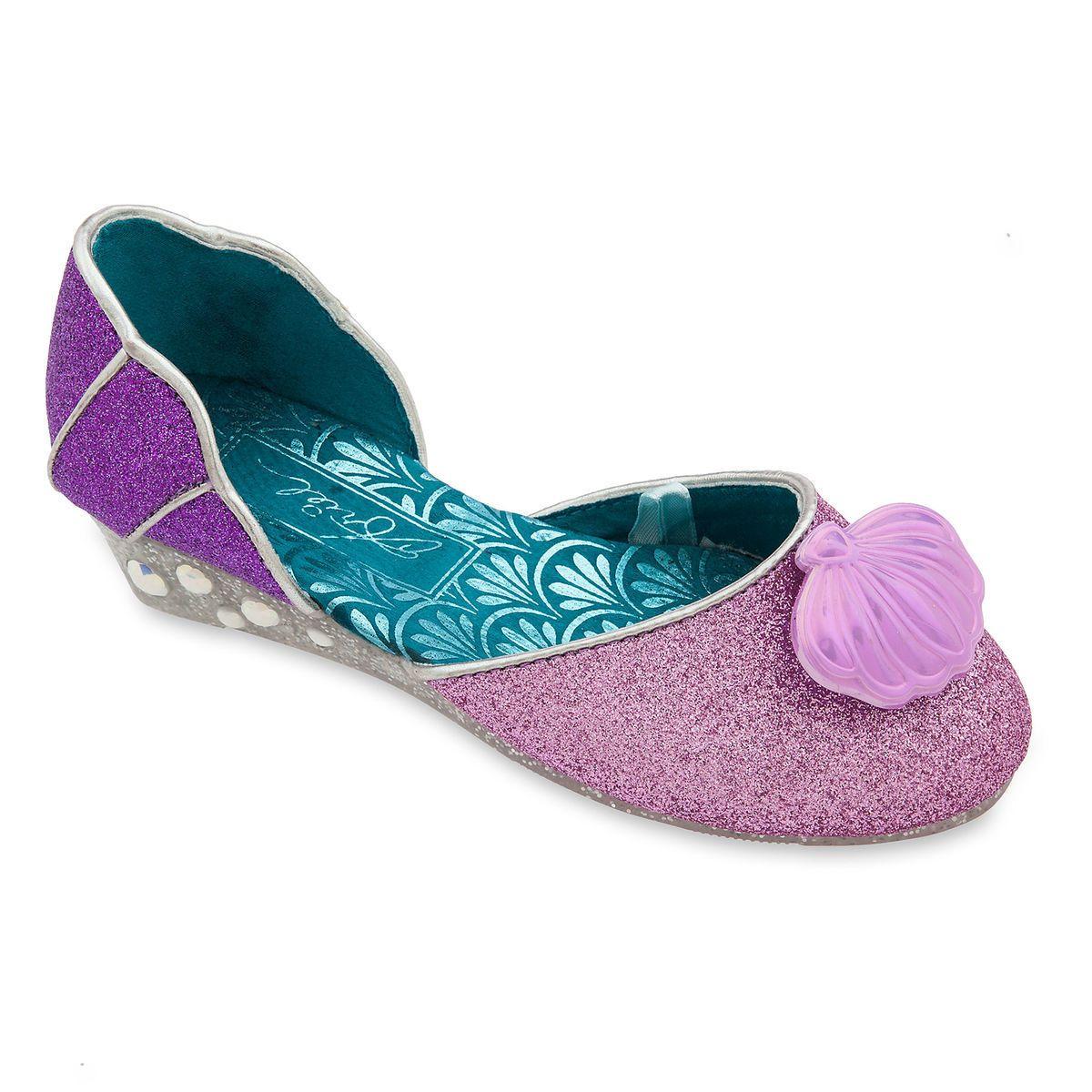 Disney Moana Costume Shoes for Kids Size 11//12 11//12 YTH
