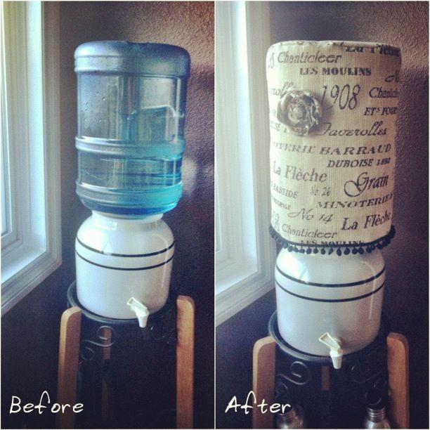5 Gallon Water Dispenser Cover Sandradileodesigns In