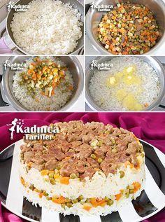 Kolay Maklube Tarifi, Nasıl Yapılır #طعام