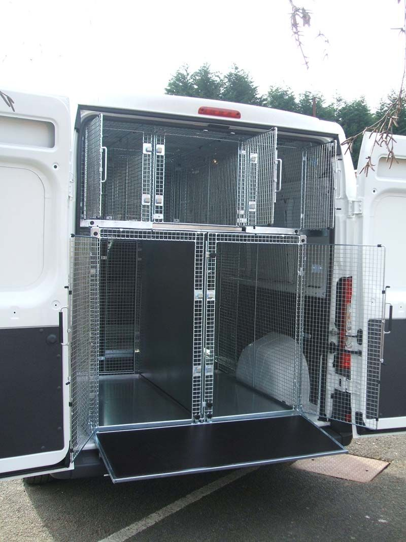 Guardsman DogGuards Van Gallery Dog transport, Dog