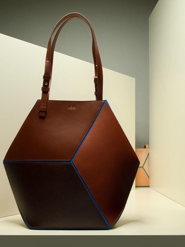 Heio Handbag Designs Lochner Carmichael Photographic Collaboration Designer Leather Handbags Design