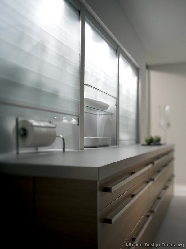 Modern Light Wood Kitchen Cabinets 04 Alno Design
