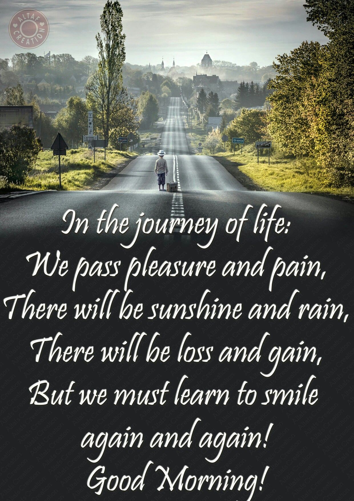 Pin By Suchitra On Altaf Lokhandwala Happy Good Morning Quotes Good Morning Friends Quotes Wonderful Day Quotes