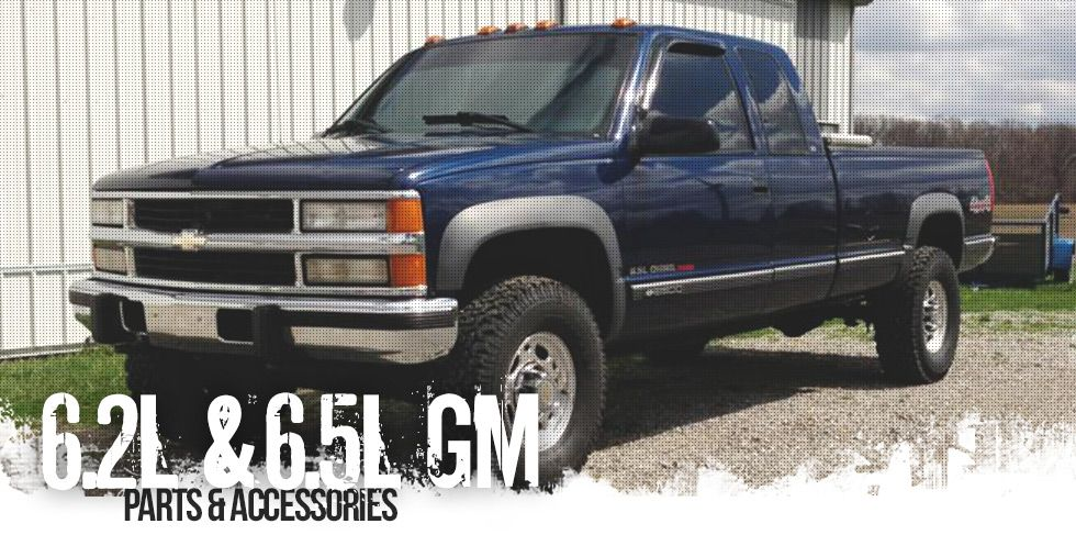 Get More Power And Performance Out Of Your Gm 6 2l 6 5l Diesel