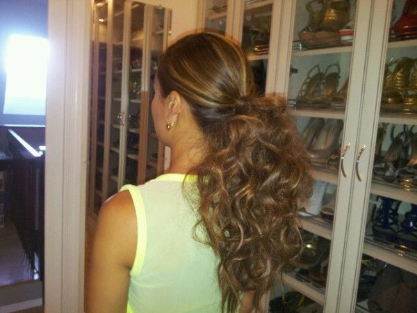 Melissa grelos fabulous hair by fran cine long hair hair melissa grelos fabulous hair by fran cine pmusecretfo Images