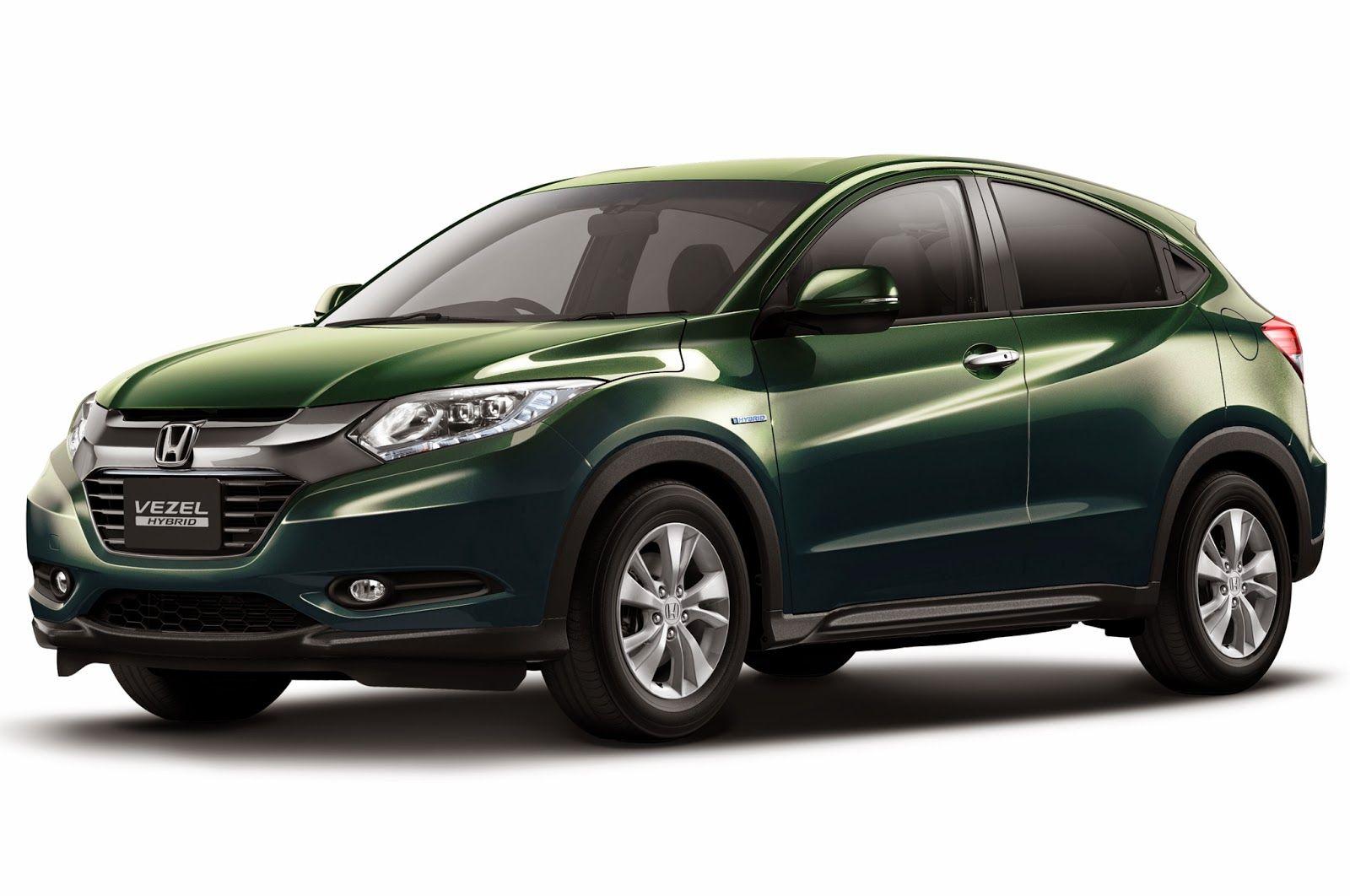 Honda HRV Akan Meluncur ke Indonesia Suv, Mobil baru, Mobil