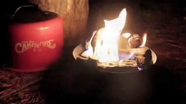 Camco Portable Propane Little Red Campfire Camco Little Red Red Riding Hood Art