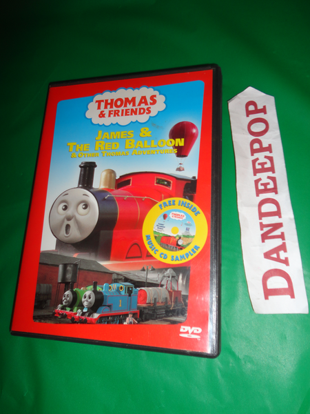 Thomas The Tank Engine Friends James Red Balloon Other Adventures