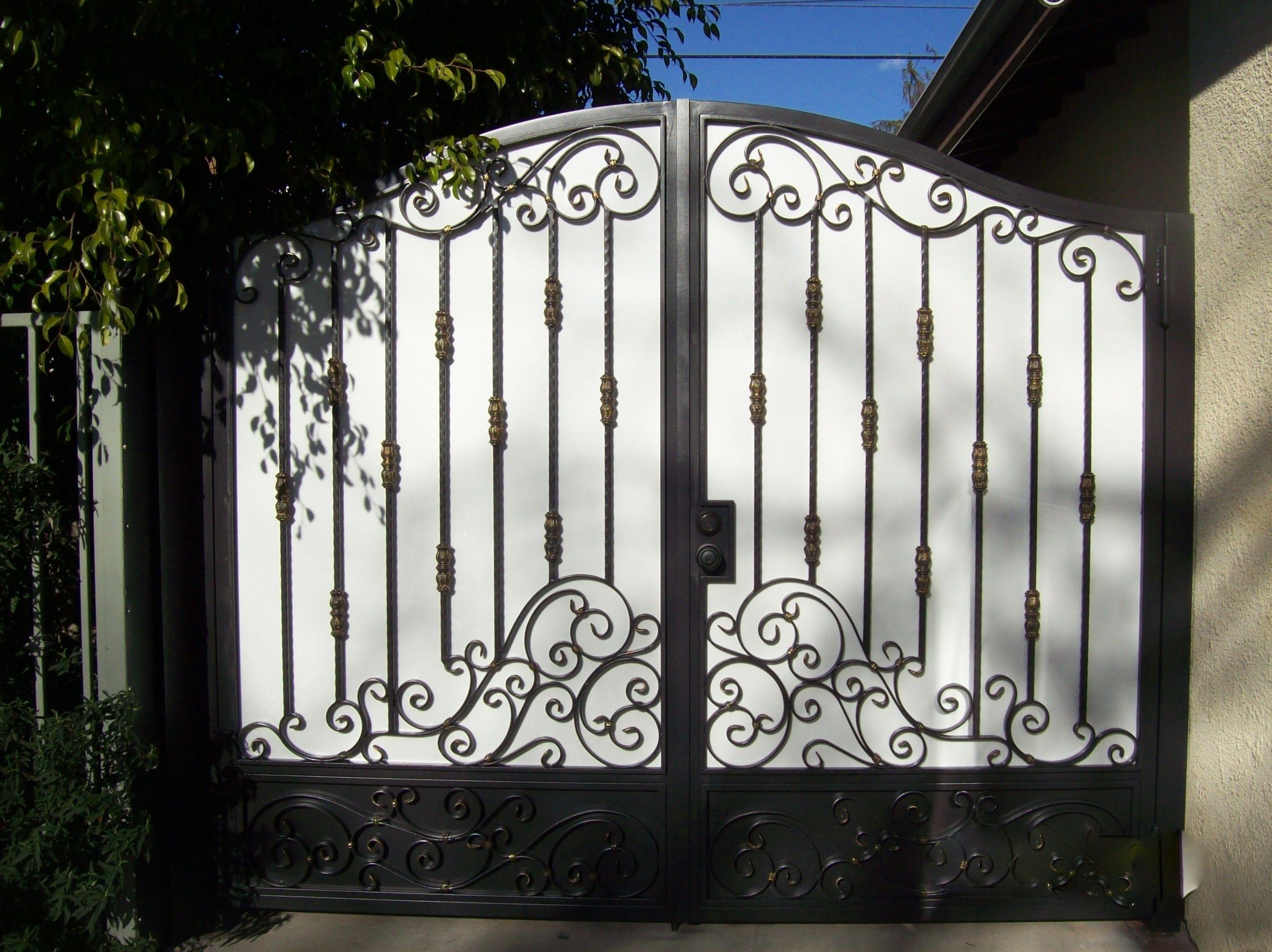 iron gates privacy Google Search Cercas Fences