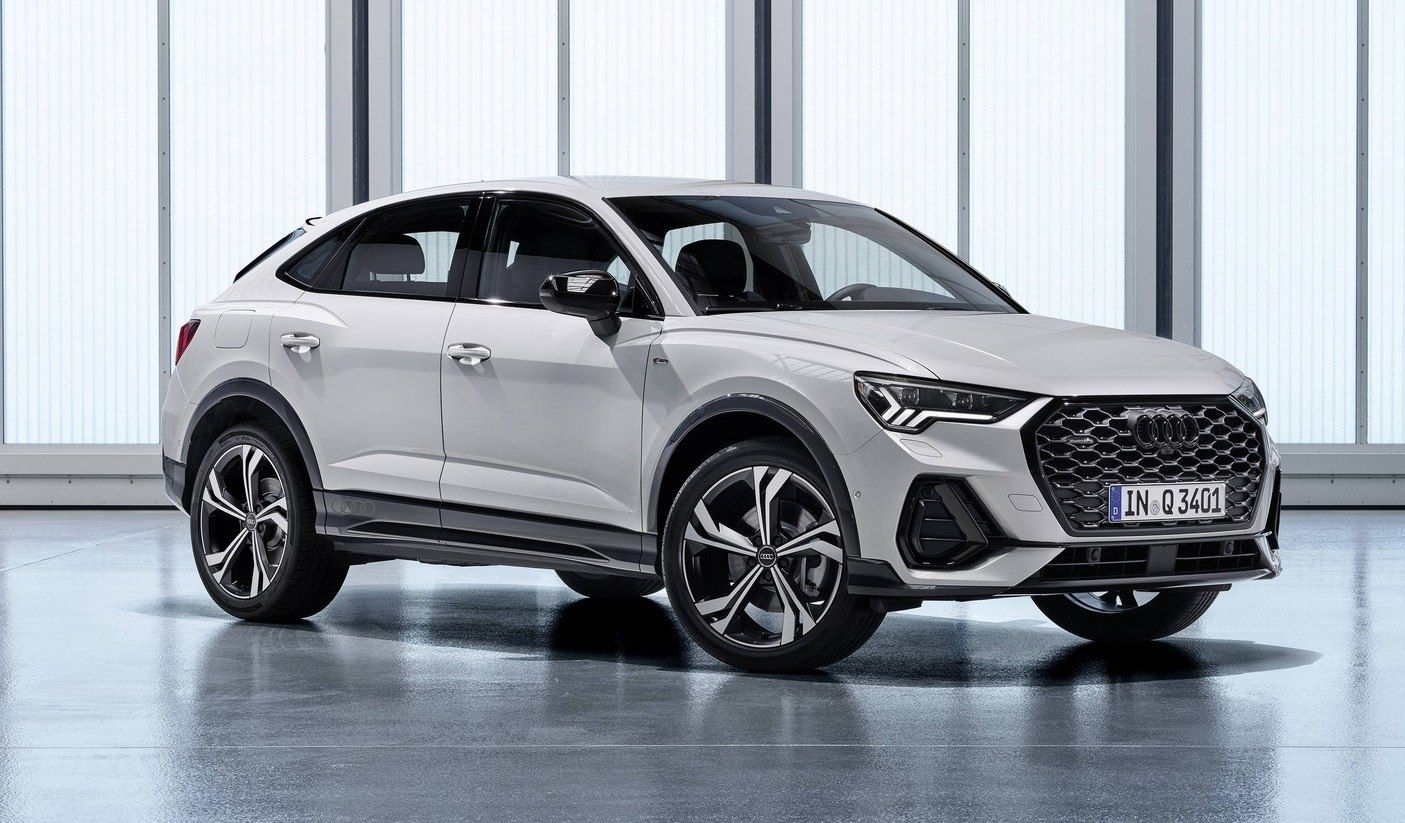 2020 Audi Q3 Sportback New Suv Coupe Joins Q Lineup Gtspirit Overview Audi Q3 Best Suv Cars Crossover Cars