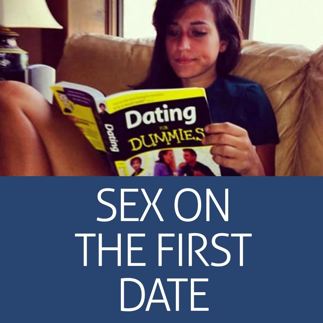 Online dating sex first date
