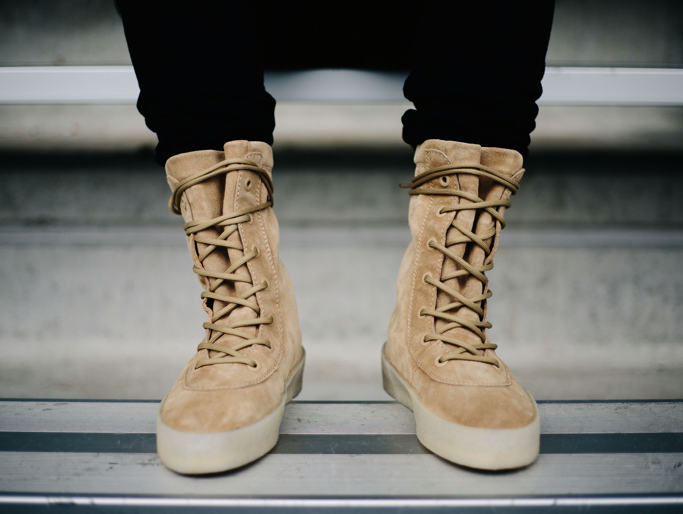 Yeezy Season 2 Crepe Boot X Yzy Szn 2 Currentlyjv