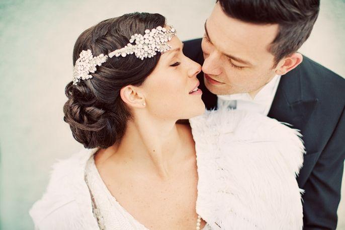 Art deco inspired wedding - Erika Gerdemark Photography