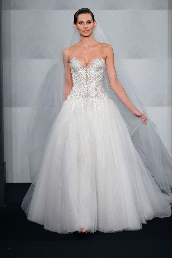 KleinfeldBridal.com: Mark Zunino: Bridal Gown: 33054743: A-Line ...