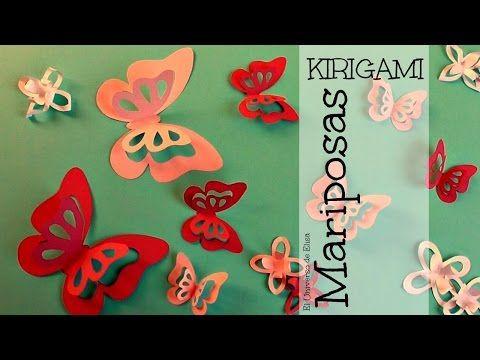 Decora tu habitaci n con mariposas de papel f cil y for Crear habitacion 3d online