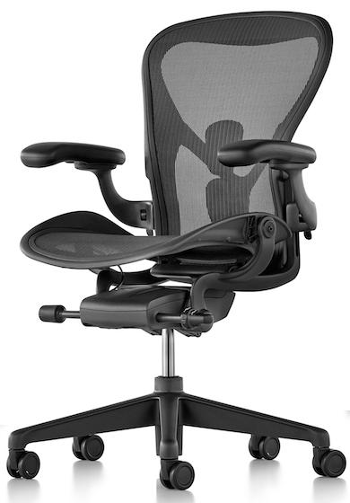 Herman Miller NEW AERON (REMASTERED) Office chair, Aeron