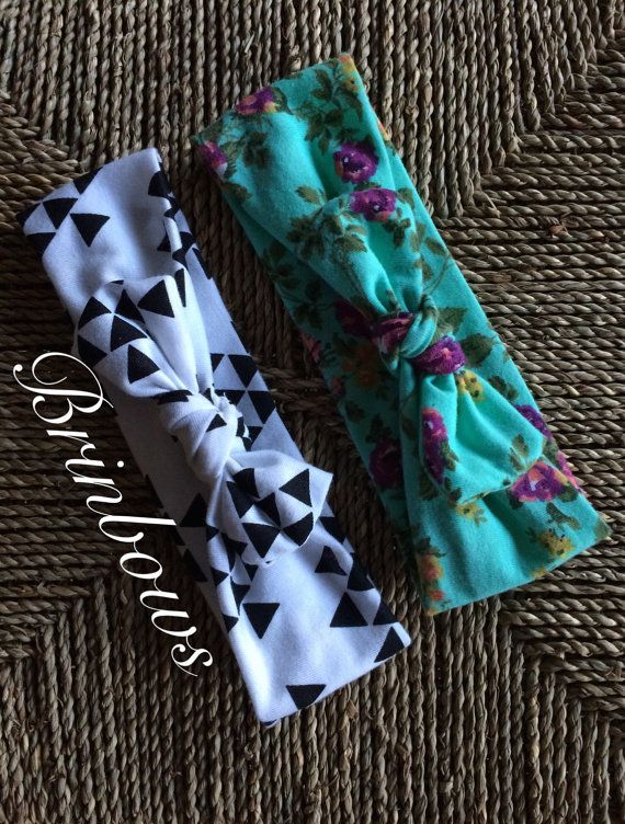 Hey, I found this really awesome Etsy listing at https://www.etsy.com/listing/205145470/baby-headband-knotted-headband-triangle