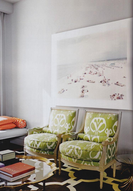 Fantastisch Ikat Muster U2013 Ethno Flair In Der Mode Und Im Interior #ethno #flair  #interior #muster